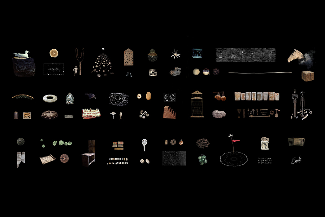 Objetos encontrados, Jorge Barbi