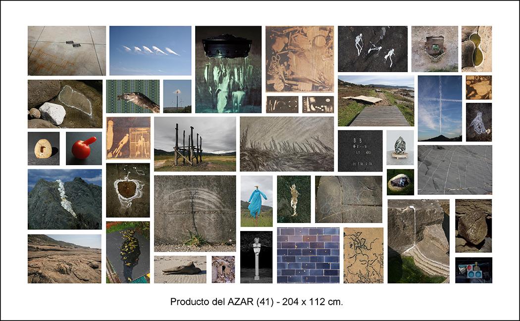 PRODUCTO DEL AZAR, Conjunto. 204x112cm
