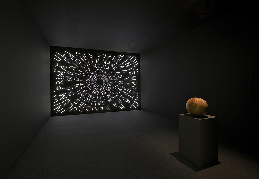 DILUCULUM. Instalación en la Fundación Calouste Gulbenkian de Lisboa, 2010, Jorge Barbi